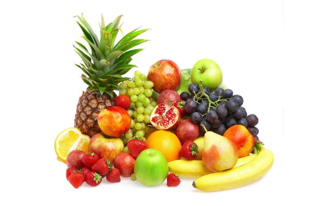 Engorda la fruta por la noche?