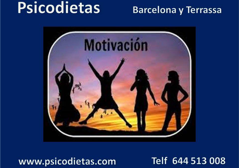 No estoy motivada para adelgazar.                Comenzare cuando sienta motivación.